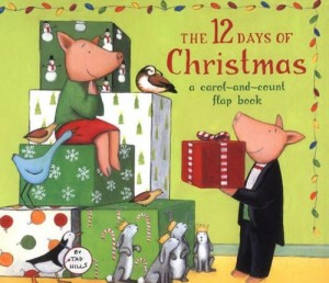Twelve Days of Christmas by Tad Hills